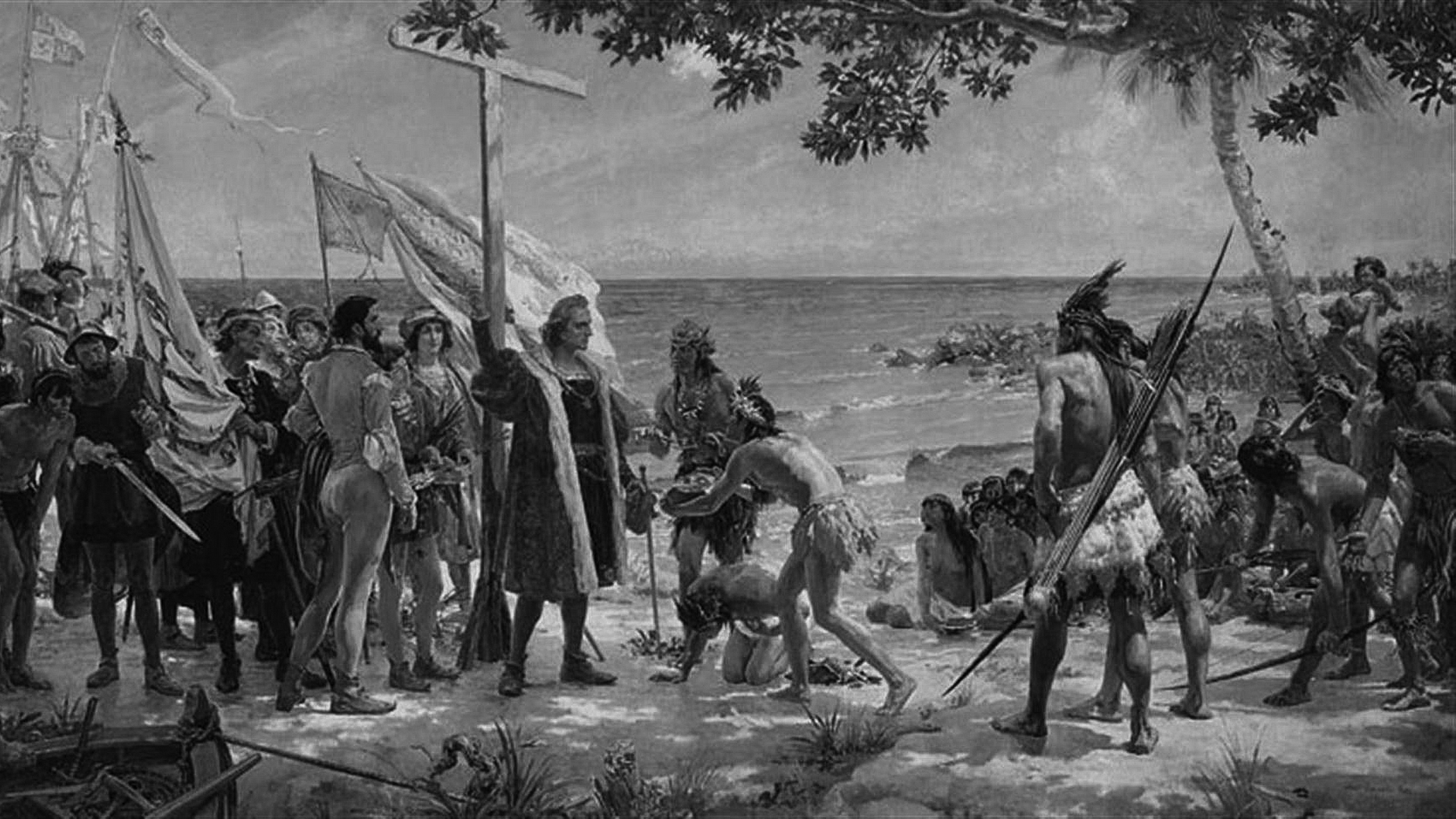 Read more about the article Columbus Day / Day of Race